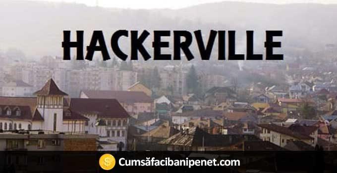 Romania Hackerville