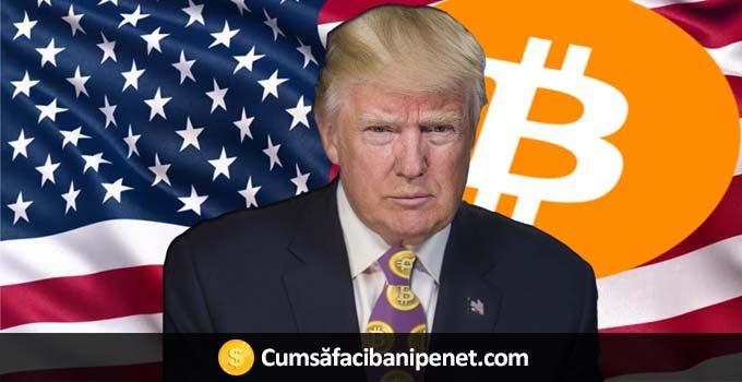 Trump afectează prețul Bitcoin
