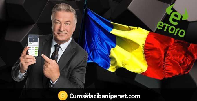 eToro pentru investițiile in Romania